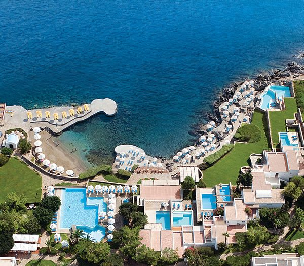 Dream of Crete? Try St. Nicolas Bay Resort Hotel & Villas, set on a secluded beach overlooking the Mirabello Bay. http://www.slh.com/hotels/st-nicolas-bay-resort-hotel-villas/