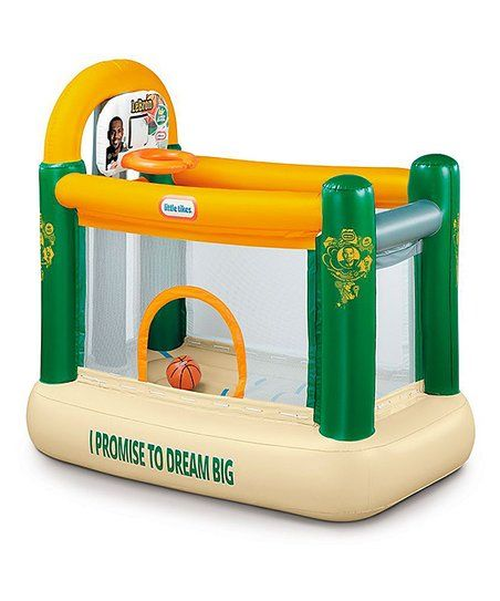 SEAN Little Tikes LeBron James Indoor Dunk Bouncer | zulily