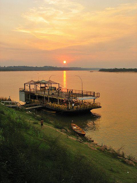 Tocantins River - Marabá, Pará