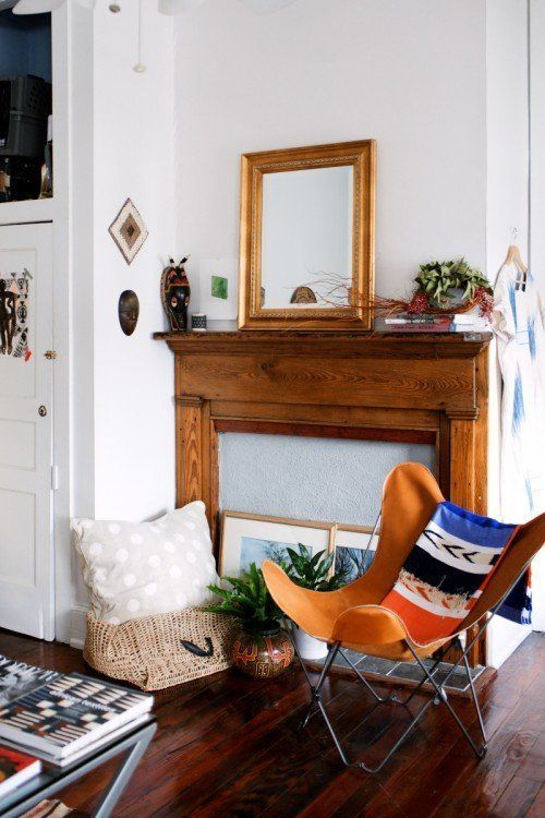 Easy Ways to Add a Little Character to a Blah Apartment
