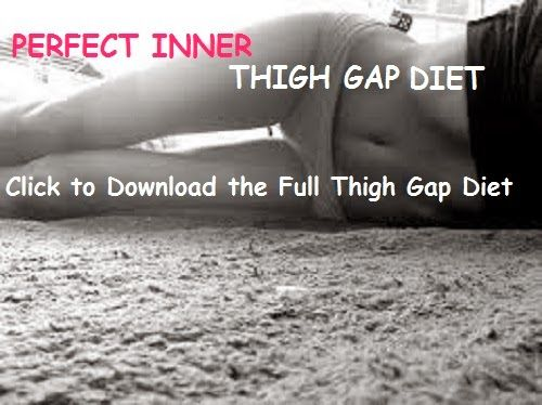 76 best How To Get a Thigh Gap images on Pinterest ...