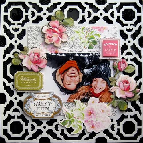 © Anna Griffin, Inc.  Beautiful collection! Not just scrapbooking either, oh no, card making, paper embellishment, lunch totes, beautiful cosmetic and crafting storage, and more!  QUILTING too! |Pinned from PinTo for iPad|