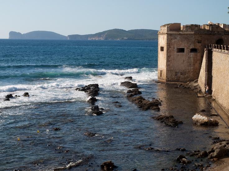 opevnění kolem Alghera