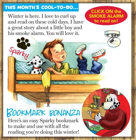 March Cool to Do - new kids story book, and new bookmark!