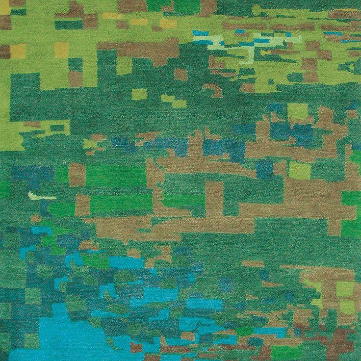 Discover the Brink & Campman Kodari Mist Rug - 34207 - 170x240cm at Amara