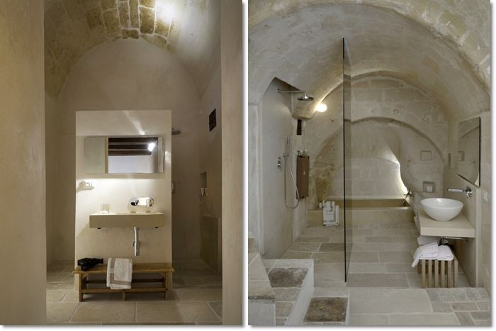 ... Hotels, Rustic Bathroom Decor, Hotels Matera, Matera Hotels, Hotels