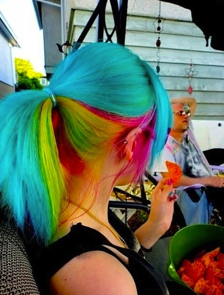 I wish I could pull this off.