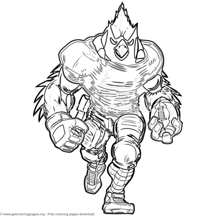 Tough Cardinal Football Player Coloring Pages Free Instant Download Coloring Coloringbook Coloringpages Animal Animal Coloring Pages Coloring Pages Color
