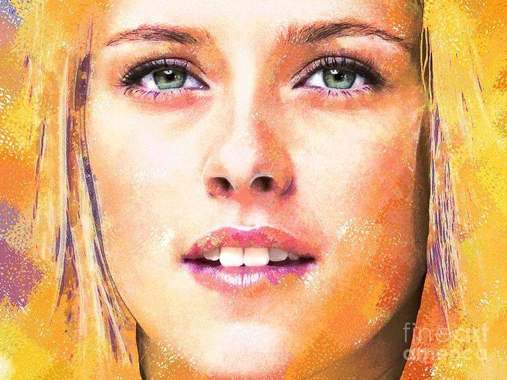 Kristen Stewart Portrait
