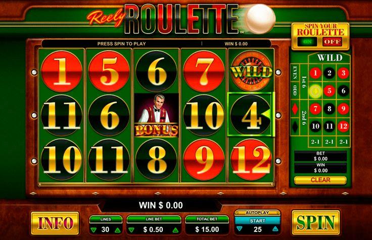 Le jeu original Reely Roulette produit par Leander c'est un mélange des jeux de casino différents: la roulette et la machine à sous. Cet appareil vous donnera la possibilité de jouir du jeu de bonus et apprécier la qualité exclusive des graphismes et de la musique amusante qui accompagne le déroulement de la partie. Essayez-le et vous ne regretterez pas!