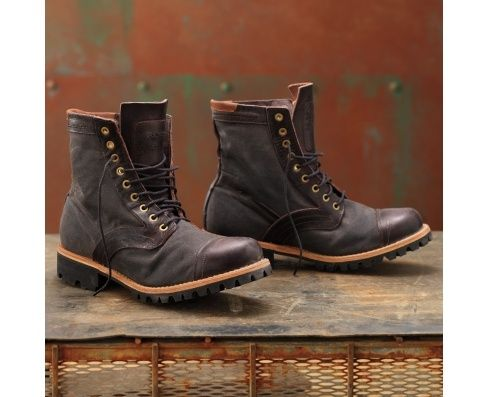 timberland boots Men's Timberland Boot Company® Tackhead 6-Inch Boot - Style: 4018R // These boots are rugged and outdoor-proven, reflecting the utility and ingenuity of the early 20th century, when people worked hard and resources were scarce. boots for you