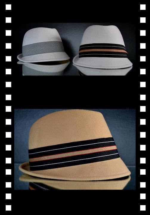 "Cappello Artigianale ""Pork Pie 70"""