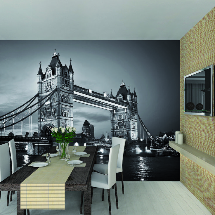 This Iconic Mural Makes A Perfect Feature Wall. Get Yours From  Www.vinylwarehouse. Part 68