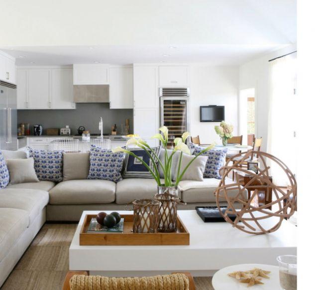 all aboard 22 ideas for nautical home decor via brit co - Beach Style Apartment 2015