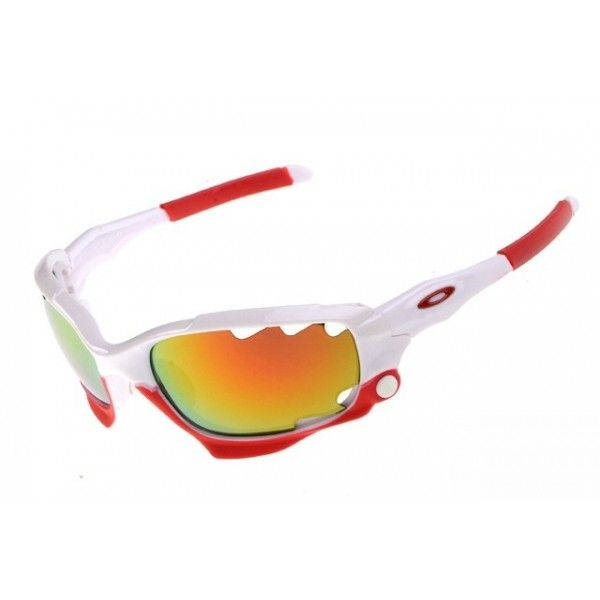 oakley racing jacket sunglasses for sale  best fake oakley racing jacket sunglasses white / fire iridium sale for sale with quality, buy knockoff oakleys with fast shipping and safe payment.