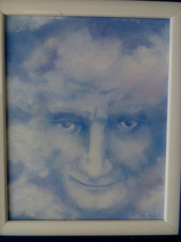 20*30 cm oil on canvas