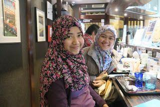 話題のハラルラーメンにいってきたWent to eat Halal Ramen!  Culture food Japan Tokyo trend http://ift.tt/1SDKU0q