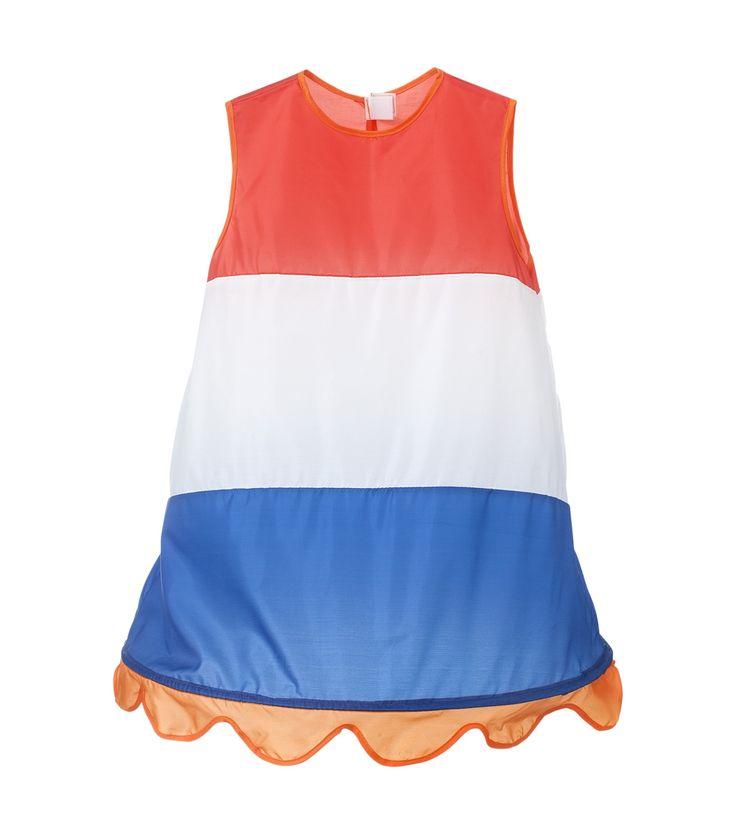 Pop-up jurkje voor kleine koninginnen.