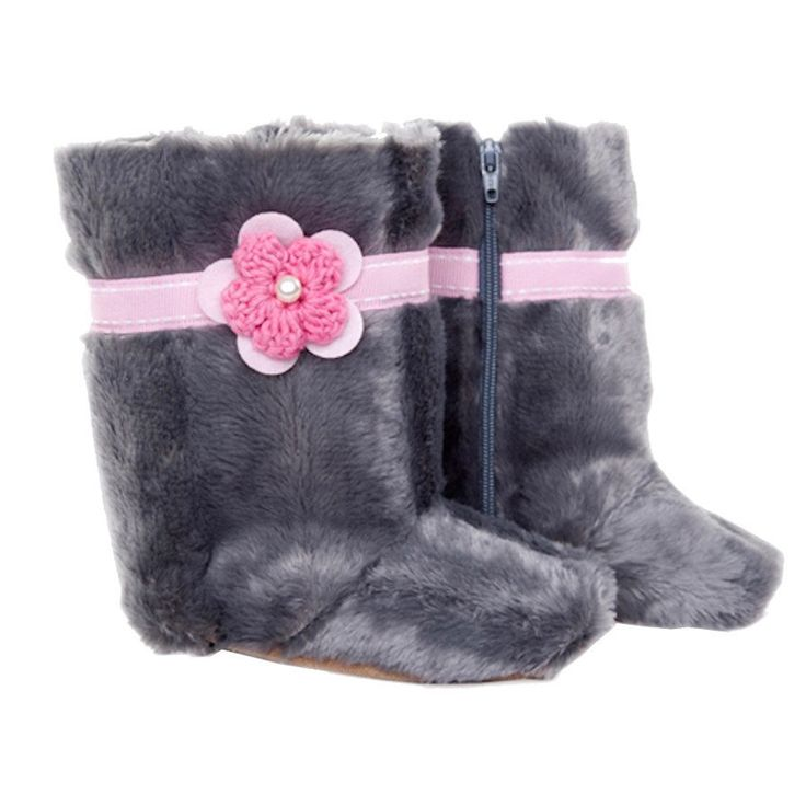 Boots - Fur & Flower - Boots - Baby Belle