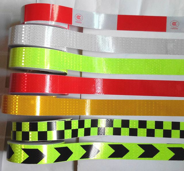 5cmx400cm Reflective Adhesive Tape Reflective Tape Sticker For