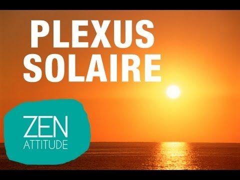 Le plexus solaire est un centre nerveux situé entre le sternum et le nombril. Dans cette séance de relaxation guidée, Jean Doridot, psychologue spécialiste d...