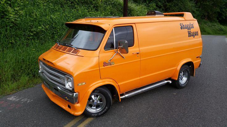 1976 Dodge van. shaggin wagon. vannin. 70's. 2%. retro. Funky.