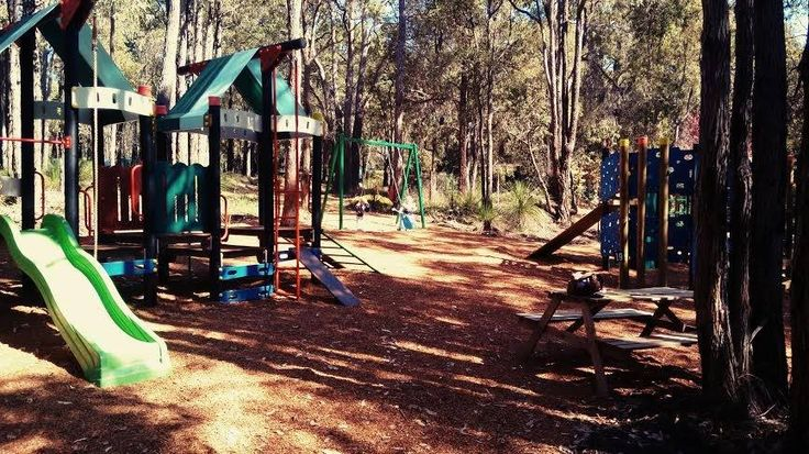 HopsScotch is a great little cafe hidden in amongst the gum trees in the Perth Hills. There's a playground and gardens to explore too. More at… http://bit.ly/HopsScotchCafe