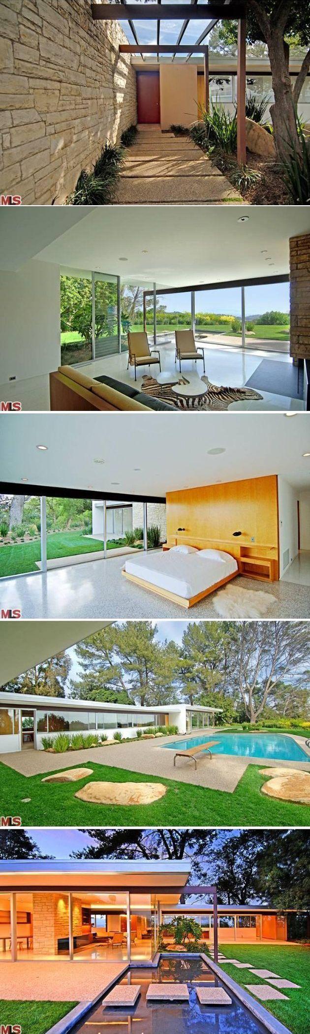 Beautiful Mid-Century Home