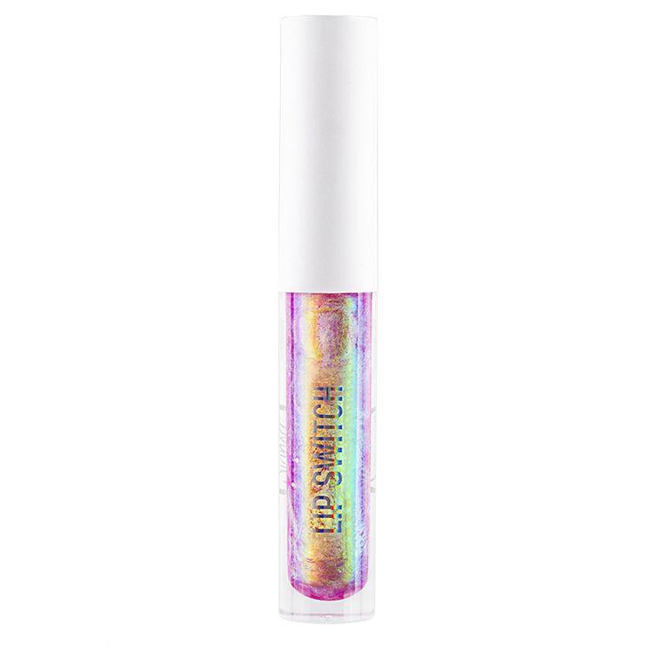 Lip Switch Lip Gloss.  Name: Pink  lotus