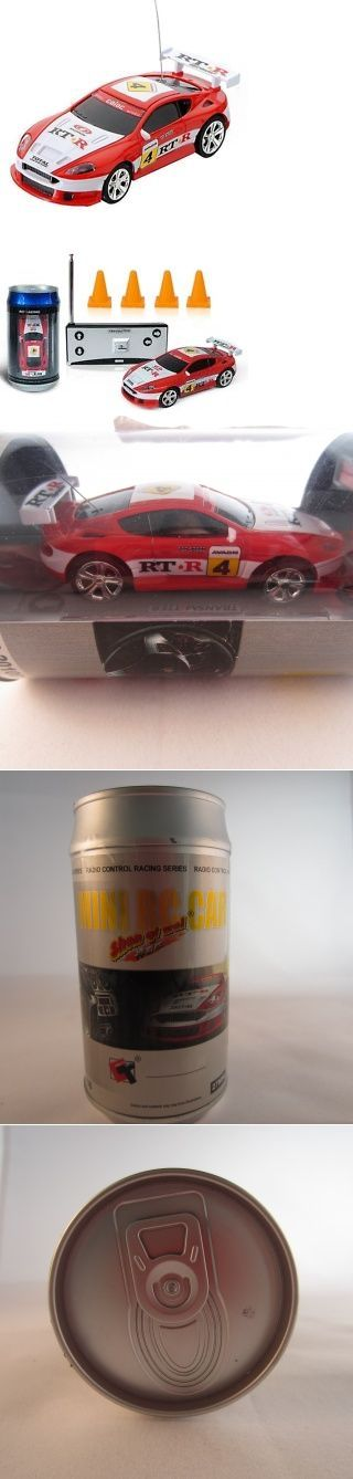 Red RC Coke Can Remote Control