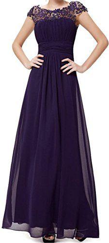 Queenworld Chiffon Goddess Long Prom Dress Bridesmaid Custom Made Size Purple Queenworld http://www.amazon.com/dp/B014XET3VA/ref=cm_sw_r_pi_dp_vDADwb1F00EVW