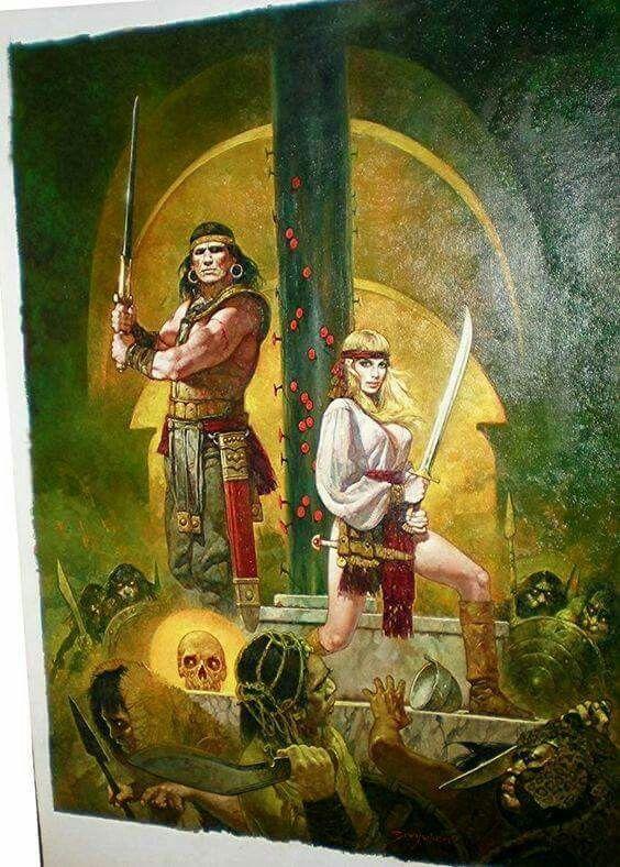 Valeria (Conan the Barbarian)