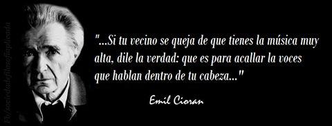 Frases Cioran
