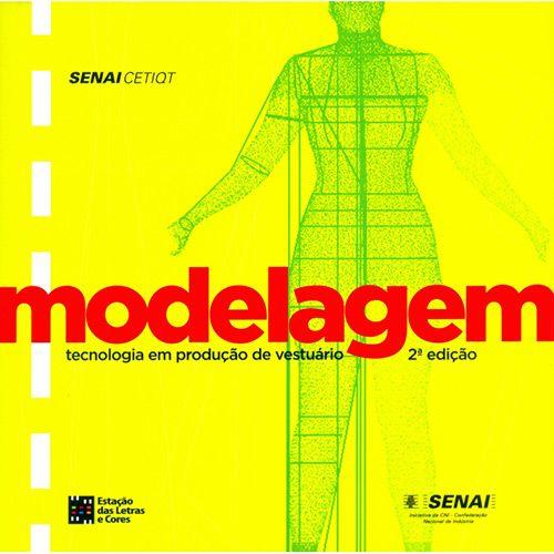 Livro - Modelagem: Tecnologia em Produção de Vestuário