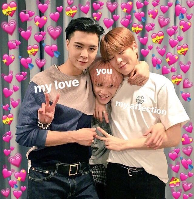 Pin On Kpop Wholesome Memes