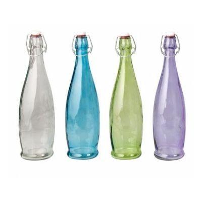Water Bottle Glass 1 Litre 32.64 (12)