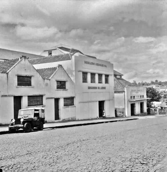Engenho De Arroz Ijui Rs 1959 Estilos De Casa Brasil Cidade