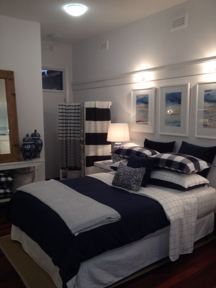 The Haven Bedroom unfolds...