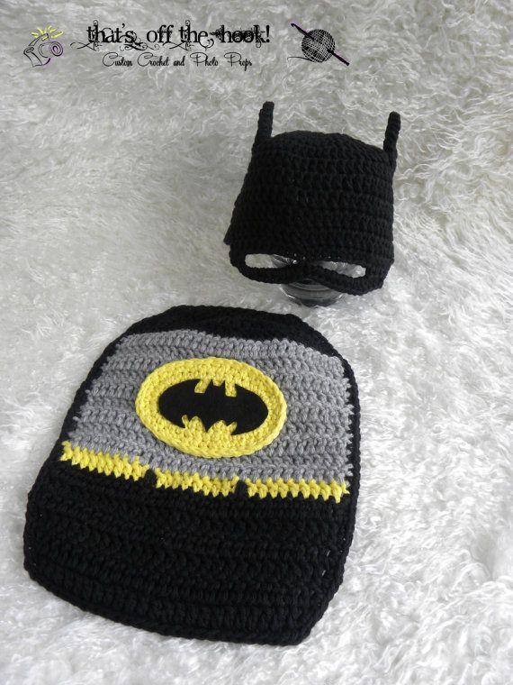 Batman prop set - so cute!  #batman