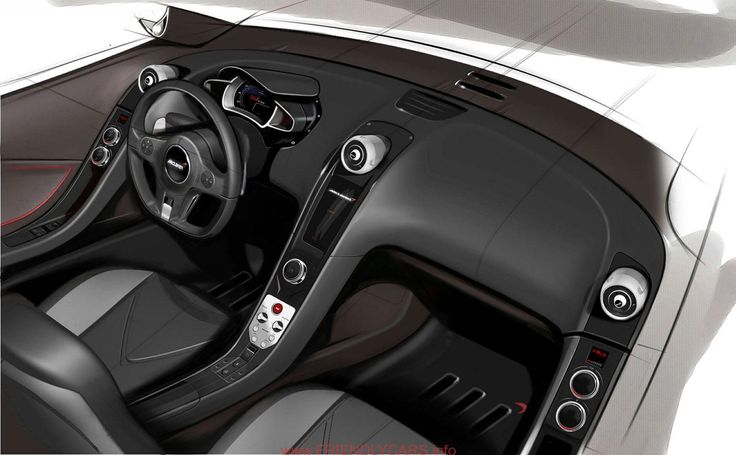 nice mclaren car interior image hd Luxury Cars Galleries  Mei 2010