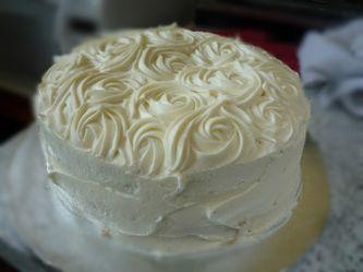 Wedding Carrot Cake