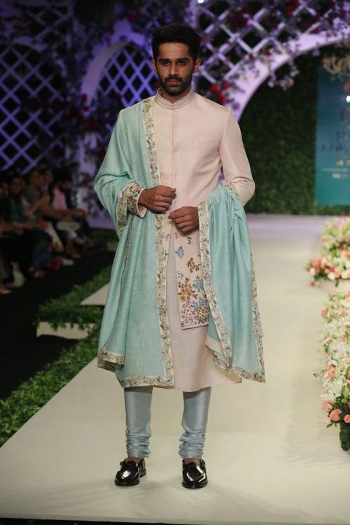 Varun Bahl at India Couture Week 2016 - Look 3