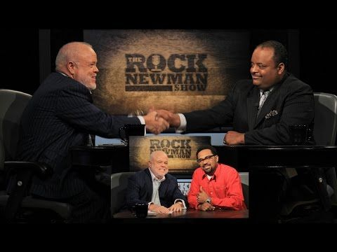 Roland Martin & Mike Epps on The Rock Newman Show - YouTube