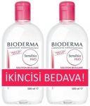 Bioderma Sensibio H2O 500 ml 2.si Bedava