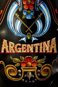 fileteado porteño - BUENOS AIRES