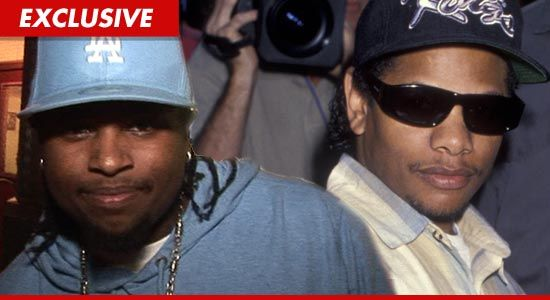 """Eazy E and His Wife 
