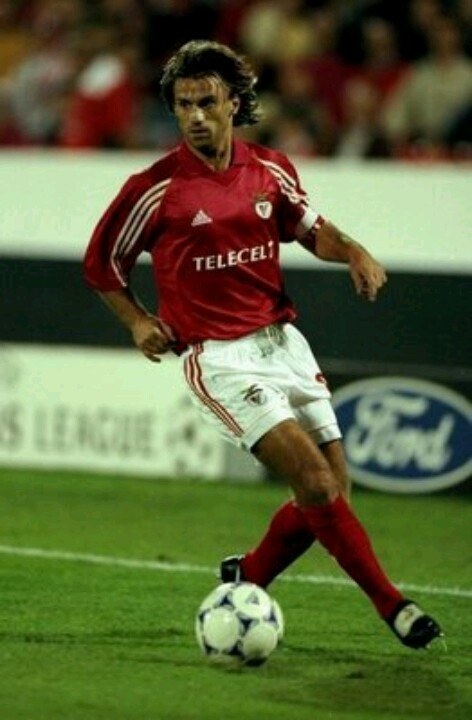 Joao Pinto, SLB