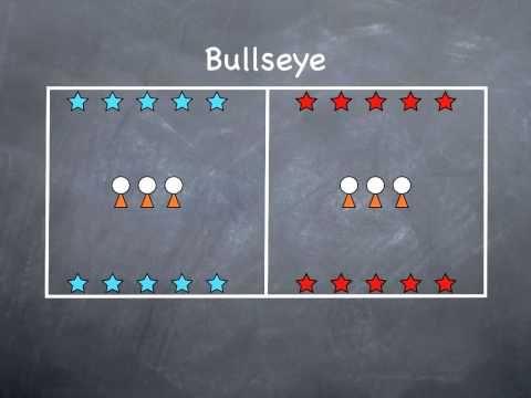 P.E. Games - Bullseye - YouTube