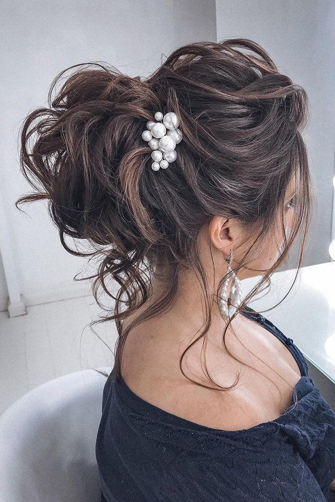 Wedding Guest Hairstyles 42 The Most Beautiful Ideas Wedding Forward Hair Styles Hairdo For Long Hair Easy Wedding Guest Hairstyles