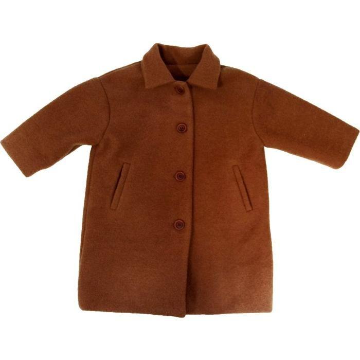 Rusty Oversize Coat